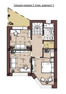 Секция правая 2 этаж, вариант 1-page-001
