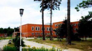 школа в Кременках